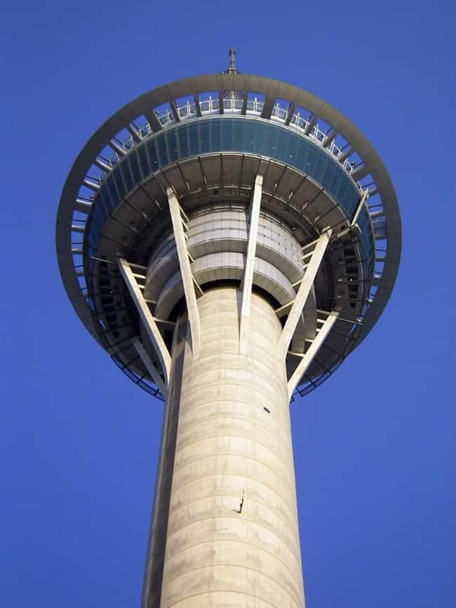 Macau Tower is listed (or ranked) 4 on the list Macau Architecture: Famous Landmarks and Buildings