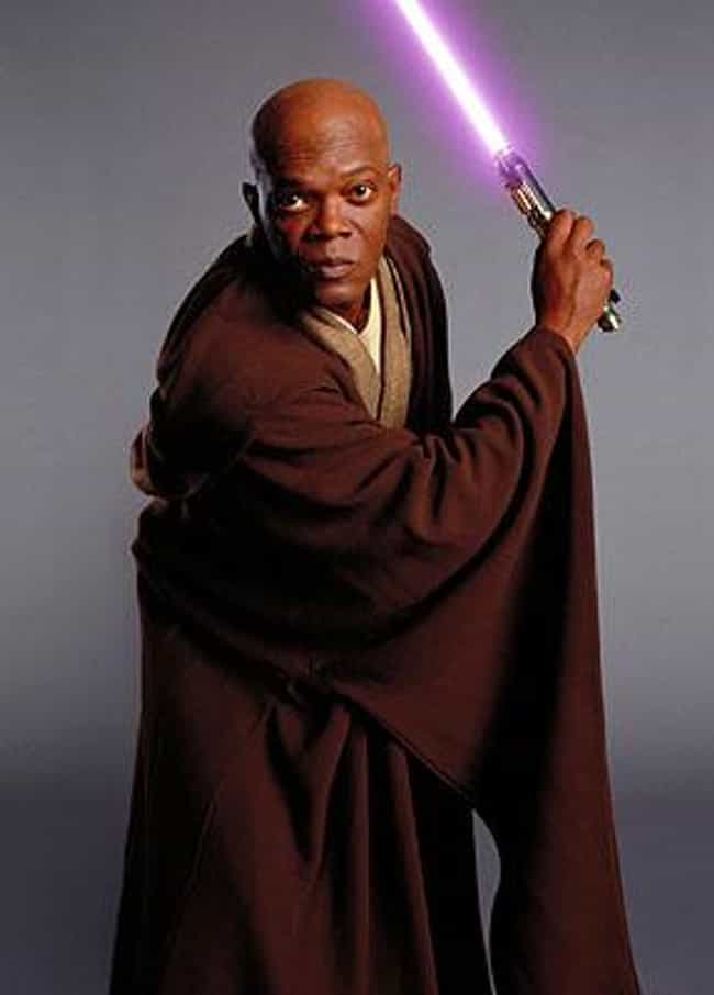 Mace Windu is listed (or ranked) 4 on the list The Strongest Jedi In The 'Star Wars' Universe