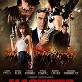 Machete is listed (or ranked) 1 on the list The Best Danny Trejo Movies