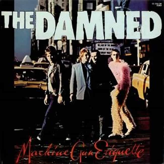 Machine Gun Etiquette is listed (or ranked) 1 on the list The Best Damned Albums of All Time