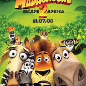 Madagascar: Escape 2 Africa is listed (or ranked) 19 on the list The Best Children's and Kids' Movies on Netflix