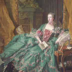 Madame de Pompadour is listed (or ranked) 21 on the list The Most Powerful Women Of All Time