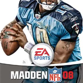 Madden NFL 08 is listed (or ranked) 9 on the list The Best American Football Games of All Time