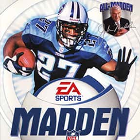 Madden NFL 2001 is listed (or ranked) 7 on the list The Best American Football Games of All Time