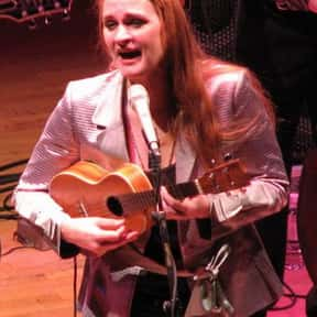 Madeleine Peyroux is listed (or ranked) 4 on the list Famous People Named Madeleine