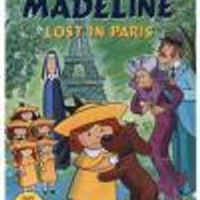Madeline: Lost in Paris is listed (or ranked) 10 on the list The Best Kids & Family Movies On Amazon Prime Video