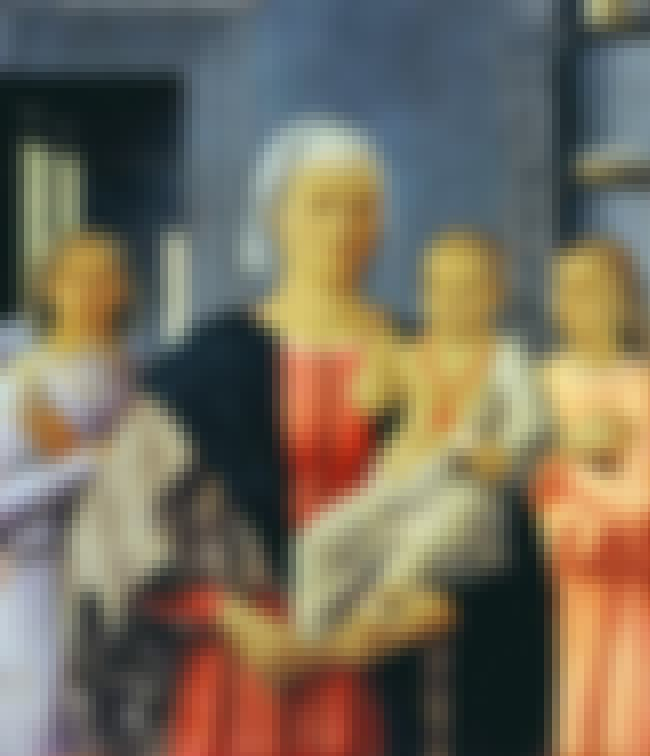 Madonna di Senigallia is listed (or ranked) 4 on the list List of Famous Piero Della Francesca Artwork