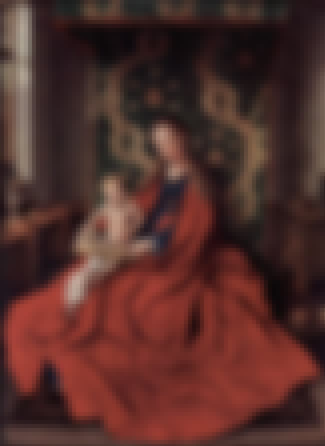 Ince Hall Madonna is listed (or ranked) 6 on the list List of Famous Jan Van Eyck Artwork