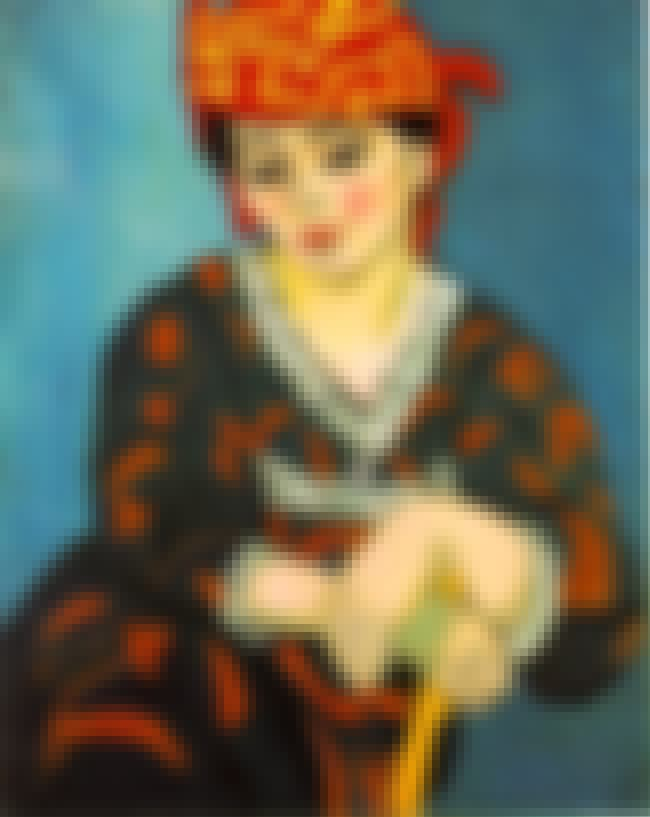 Madras Rouge is listed (or ranked) 2 on the list Famous Portraits by Henri Matisse