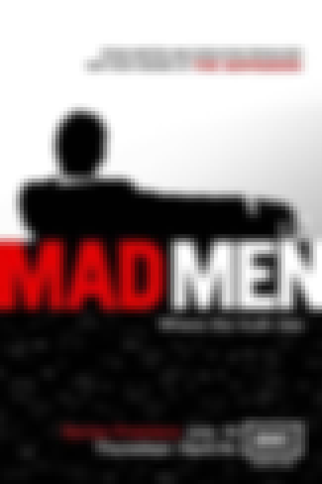 Mad Men is listed (or ranked) 5 on the list The Top 10 TV Shows of the Past 10 Years