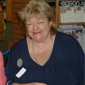 Maeve Binchy is listed (or ranked) 10 on the list Famous Writers from Ireland