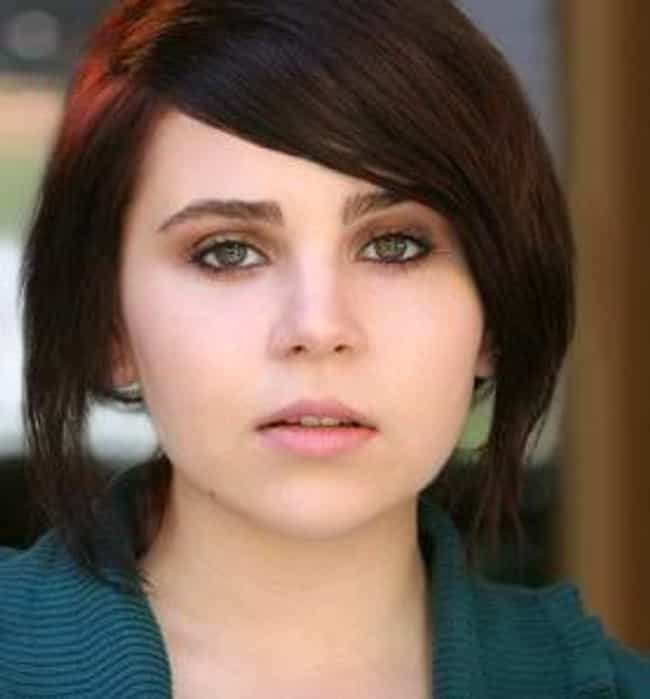 Mae Whitman is listed (or ranked) 4 on the list Famous Female Voice Artists