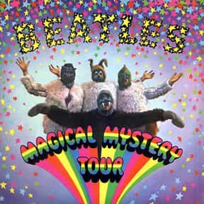 Magical Mystery Tour is listed (or ranked) 8 on the list The Greatest Albums of All-Time