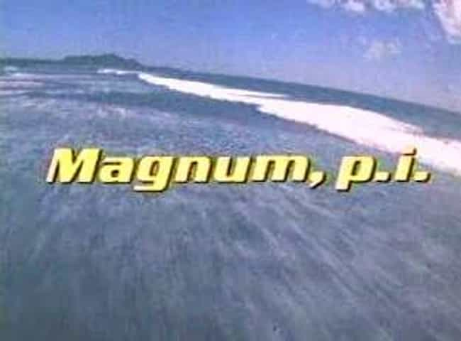 Magnum, P.I. is listed (or ranked) 4 on the list Donald Bellisario Shows and TV Series