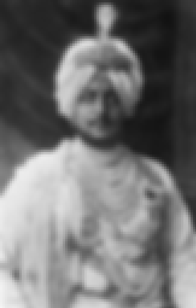 Bhupinder Singh of Patiala is listed (or ranked) 7 on the list List of Famous Maharajas