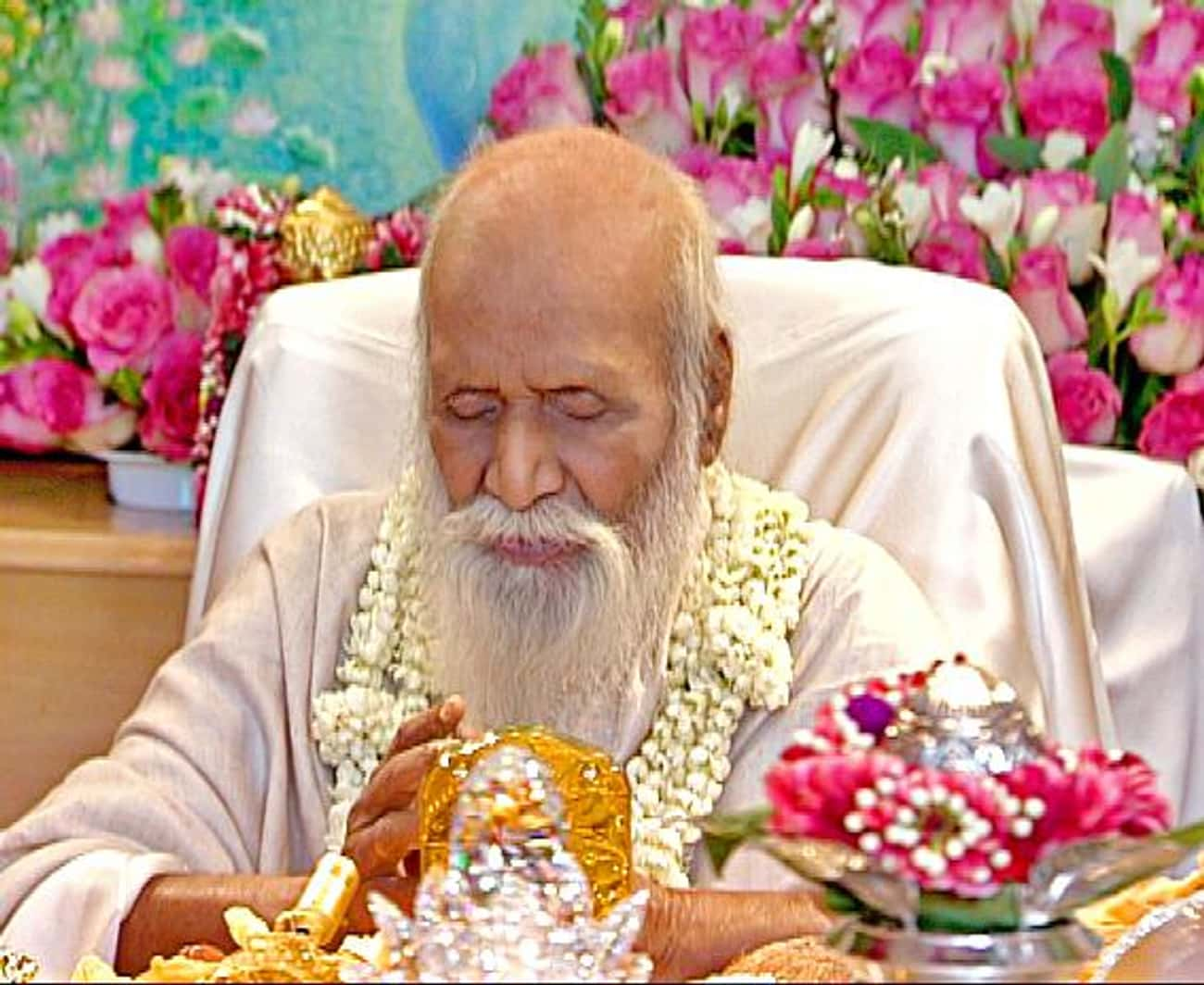 Maharishi Mahesh Yogi is listed (or ranked) 1 on the list List of Famous Gurus