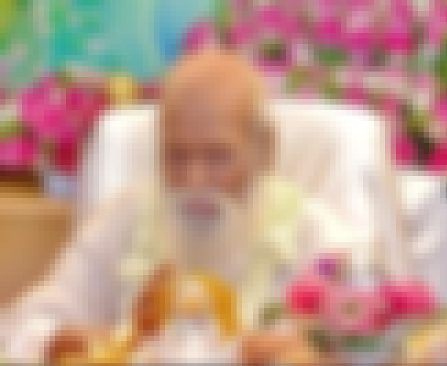 Maharishi Mahesh Yogi is listed (or ranked) 1 on the list List of Famous Gurus
