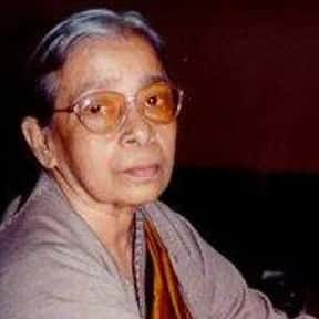 Mahasweta Devi is listed (or ranked) 17 on the list Famous University Of Calcutta Alumni