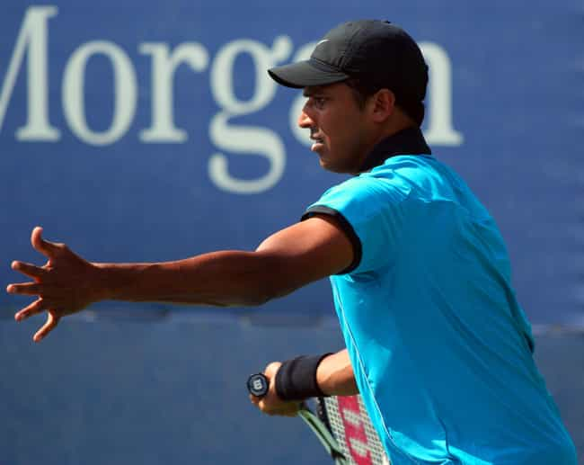 Mahesh Bhupathi is listed (or ranked) 3 on the list The Best Tennis Players from India