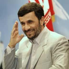 Mahmoud Ahmadinejad is listed (or ranked) 1 on the list Famous People From Iran