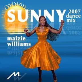 Maizie Williams is listed (or ranked) 23 on the list Hansa Records Complete Artist Roster