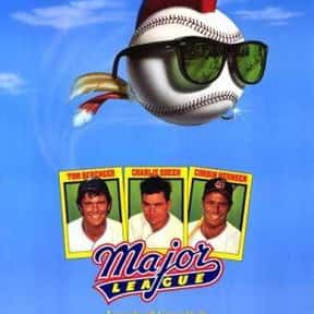 Major League is listed (or ranked) 2 on the list The All-Time Best Baseball Films