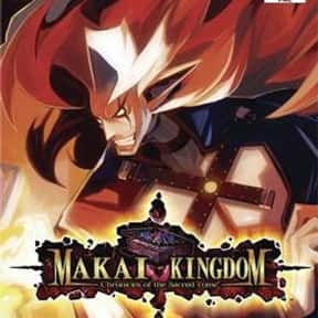 Makai Kingdom: Chronicles of t is listed (or ranked) 10 on the list Nippon Ichi Games List