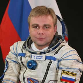 Maksim Surayev is listed (or ranked) 23 on the list List of Famous Fighter Pilots