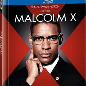 Malcolm X is listed (or ranked) 21 on the list The Most Woke Movies of All Time