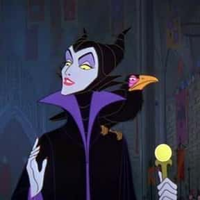 Maleficent is listed (or ranked) 11 on the list The Greatest Female Villains