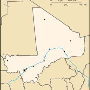Mali is listed (or ranked) 15 on the list Countries with State Department Travel Warnings