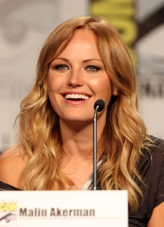Malin Åkerman is listed (or ranked) 4 on the list 2009 Maxim Hot 100: List of Maxim Hotties '09
