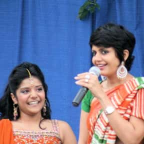 Mandira Bedi is listed (or ranked) 10 on the list Famous Cathedral And John Connon School Alumni
