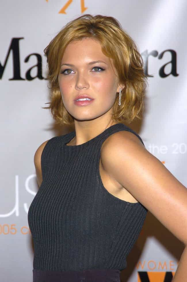 Mandy Moore is listed (or ranked) 100 on the list The Top 100 Hottest Female Celebrities of 2012