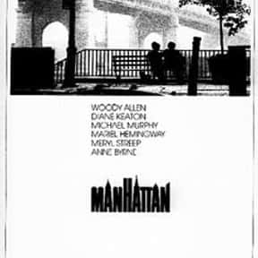Manhattan is listed (or ranked) 2 on the list The Best Woody Allen Movies