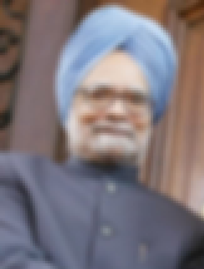 Manmohan Singh is listed (or ranked) 1 on the list List of Famous Bureaucrats