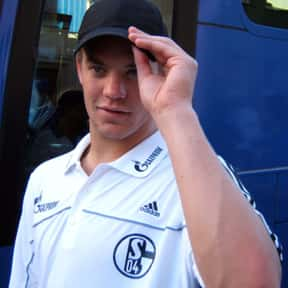 Manuel Neuer is listed (or ranked) 23 on the list The Best Soccer Players of All Time