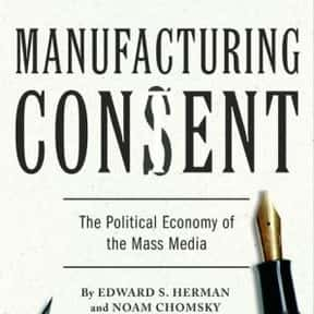 Manufacturing Consent: The Pol is listed (or ranked) 1 on the list The Best Noam Chomsky Books