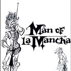 Man of La Mancha is listed (or ranked) 5 on the list The Best Plays Based on Books