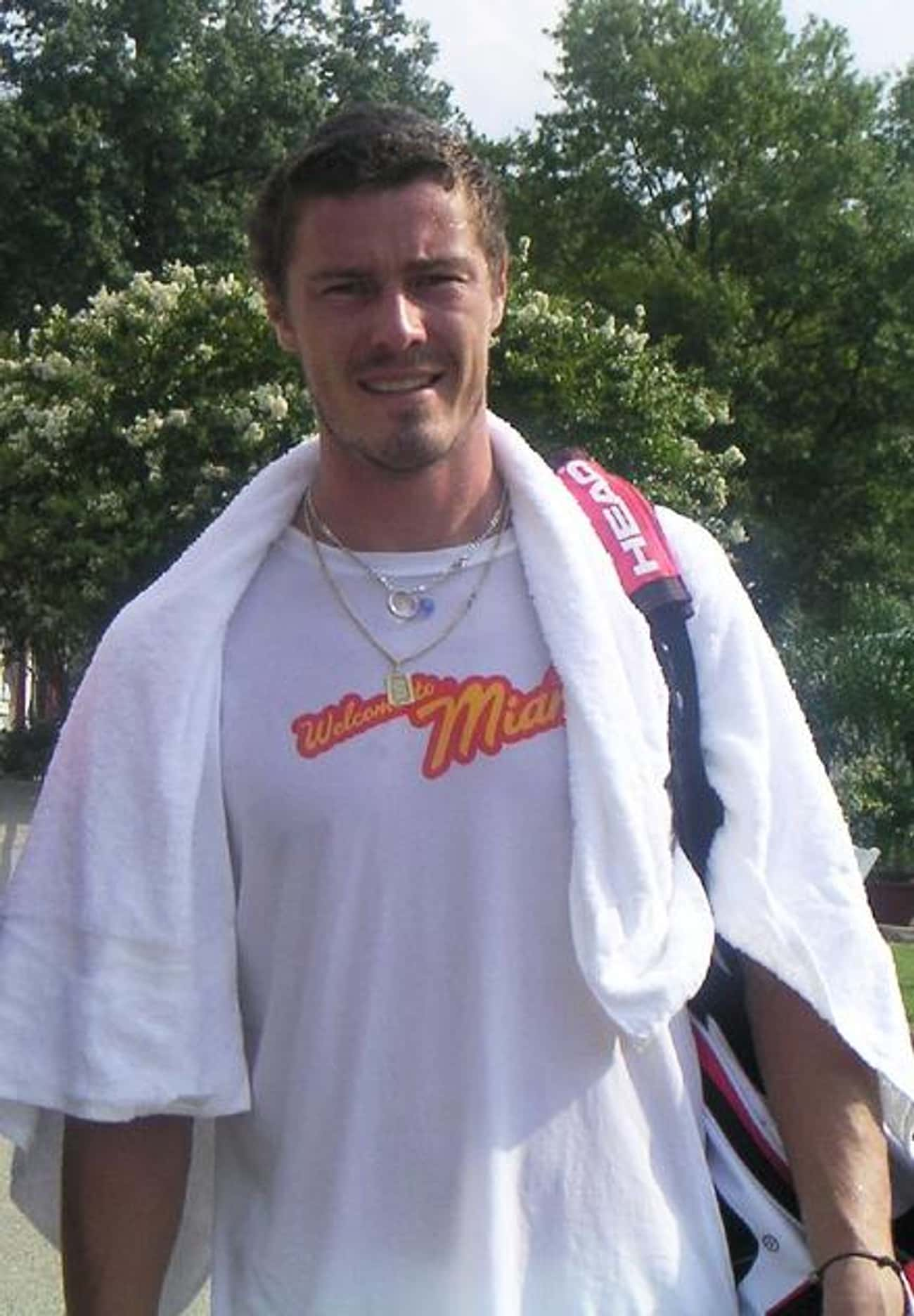 Marat Safin is listed (or ranked) 2 on the list The Best Tennis Players from Russia