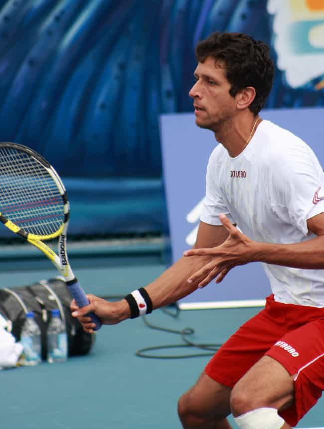 Marcelo Melo is listed (or ranked) 3 on the list The Best Tennis Players from Brazil