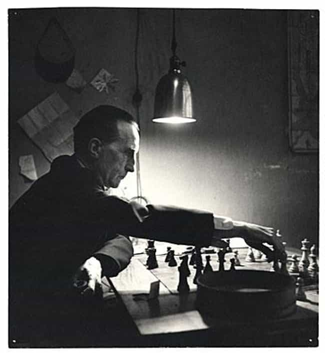 Marcel Duchamp is listed (or ranked) 3 on the list Famous Dada Artists