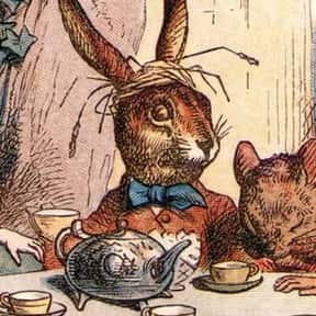 March Hare is listed (or ranked) 8 on the list List of Alice In Wonderland Characters