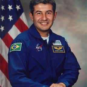 Marcos Pontes is listed (or ranked) 17 on the list List of Famous Fighter Pilots