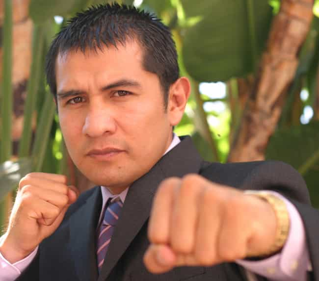 Marco Antonio Barrera is listed (or ranked) 4 on the list The Best Hispanic Boxers of All Time
