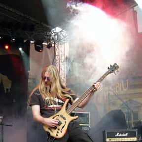 Marco Hietala is listed (or ranked) 7 on the list Finnish Gothic Metal Bands List