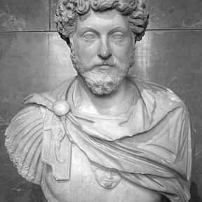 Marcus Aurelius is listed (or ranked) 25 on the list The Most Important Leaders In World History