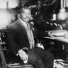 Marcus Garvey is listed (or ranked) 17 on the list List of Famous Publishers