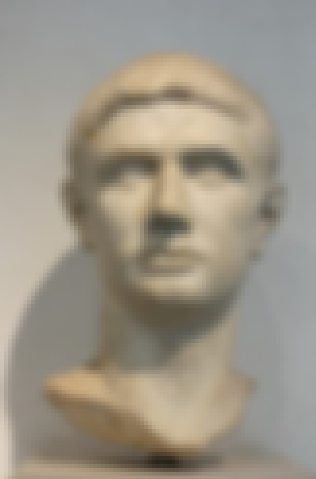 Marcus Junius Brutus is listed (or ranked) 2 on the list The Craziest Romans Who Helped Kill Julius Caesar