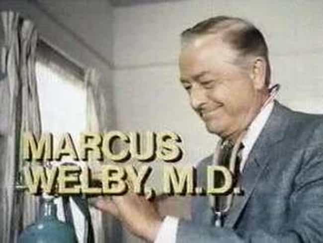 Marcus Welby, M.D. is listed (or ranked) 3 on the list The Best 1970s Medical TV Shows